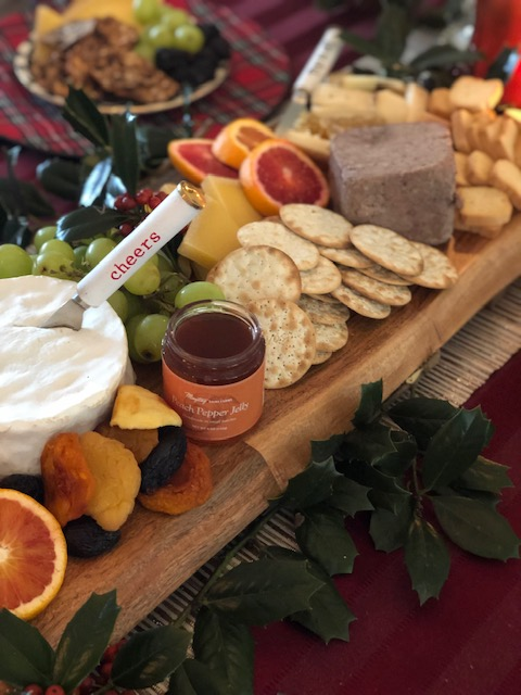 Janine Serio Cheese and Charcuterie
