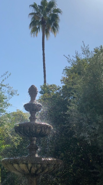 The Parker Fountain