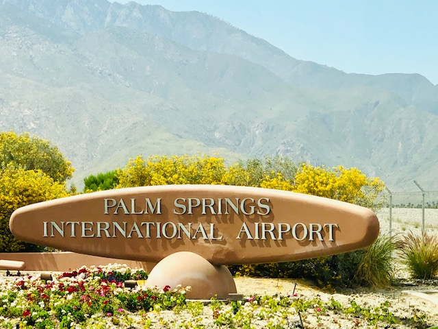 Palm Springs Int. Airport