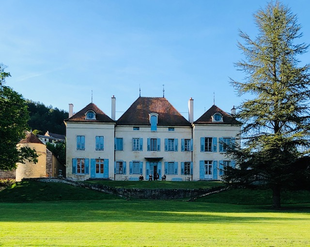 Chateau-Burgundy
