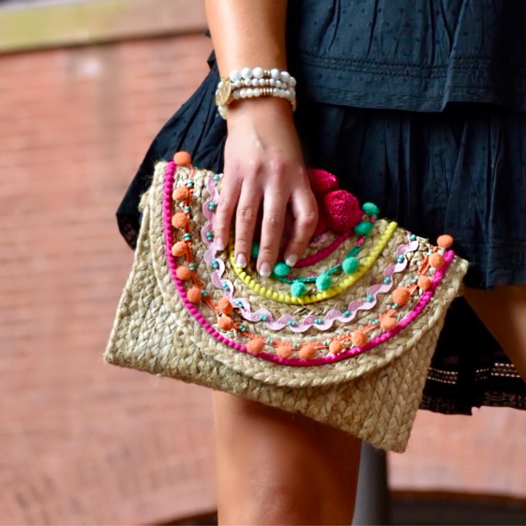 Colorful-Clutch
