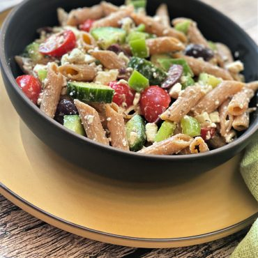 Greek-Pasta-Salad